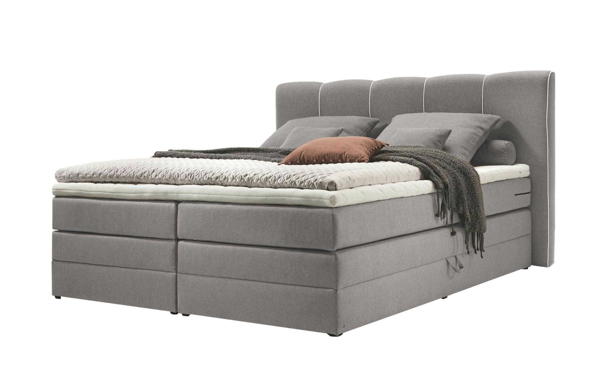 Boxspringbett Musterring 180x200 cm mit Bettkasten