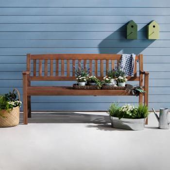 Gartenbank Florida 2 Sitzer Siena Garden Gartenbänke