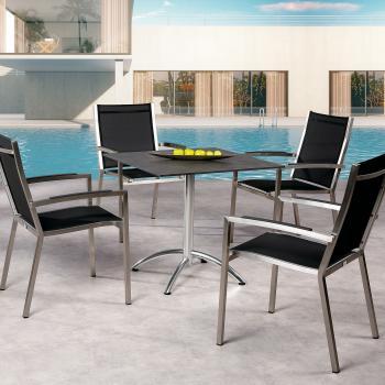 Gartenstuhl Marbella Elegant I Best Freizeitmöbel Gartenstühle