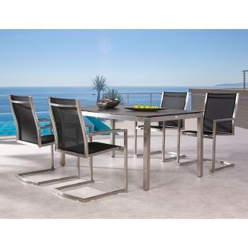 Gartentisch Marbella Elegant Best Freizeitmöbel Gartentische