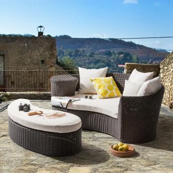 Lounge Set Paradise Lounge 2 teilig Jardi Loungemöbel und Gartenlounge