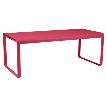 Fermob | BELLEVIE Tisch – 190 x 92 cm in Rose Praline